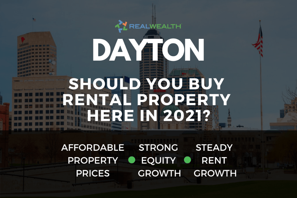 Should You Buy Rental Property Dayton Real Estate Market 2021