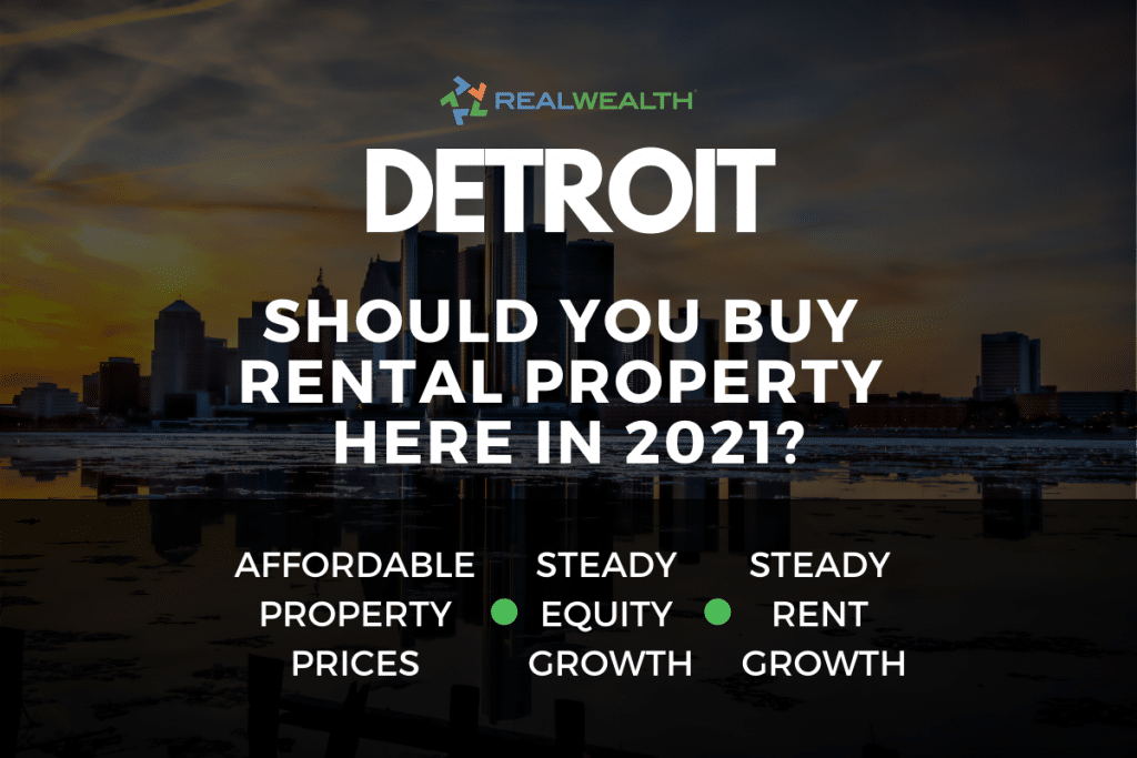 Should You Buy Rental Property in the Detroit Real Estate Market in 2021?