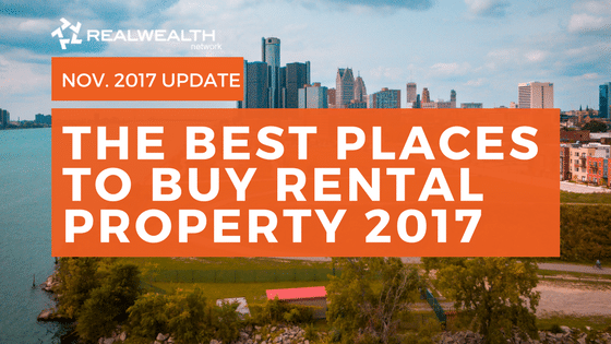 The Best Places To Buy Rental Property in the Year 2017
