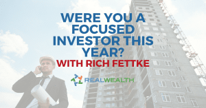 Featured Image for Webinar - The Focused Investor Completing Your 2020
