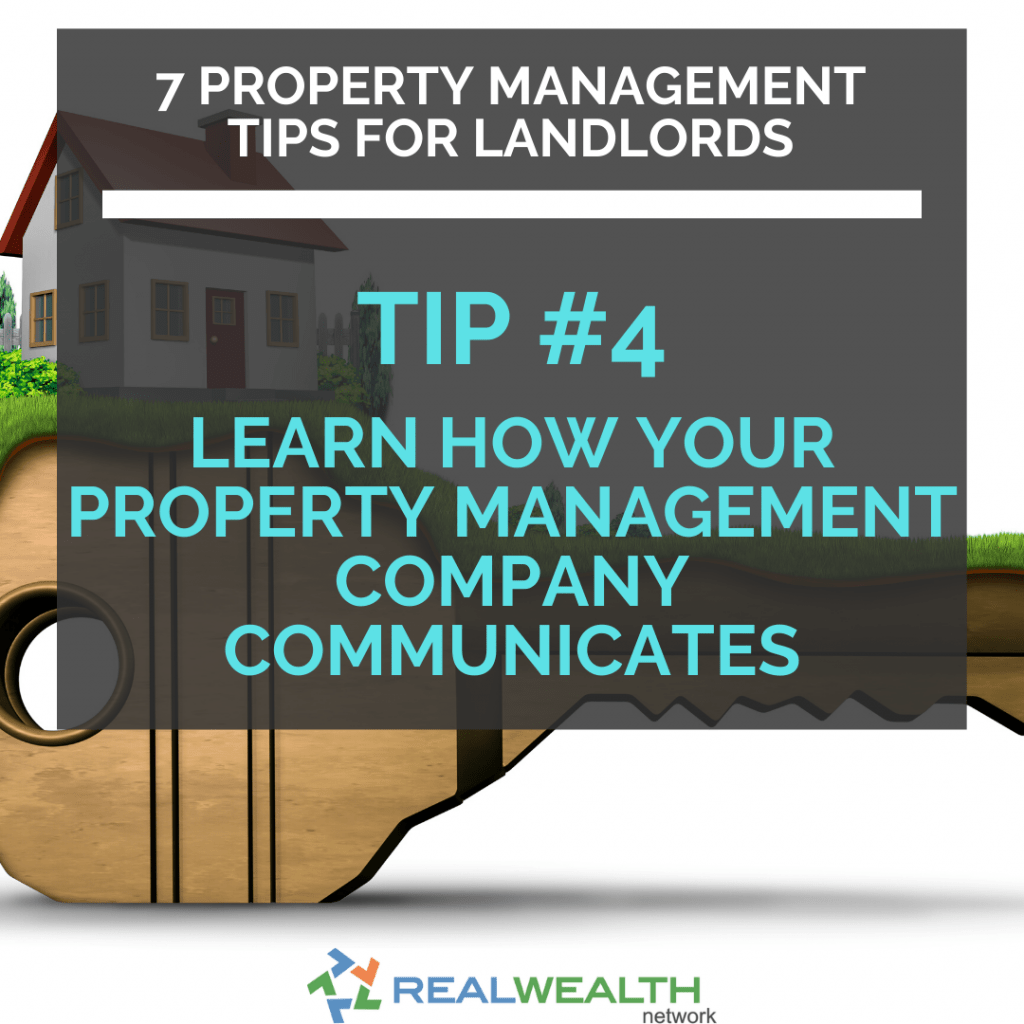 Image Highlighting Learning How your Property Management Company Communicates