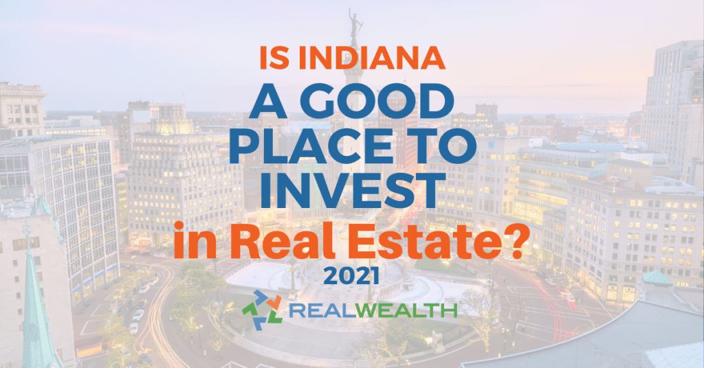 Featured Image for Article - Top 4 Best Real Estate Markets in Indiana 2021
