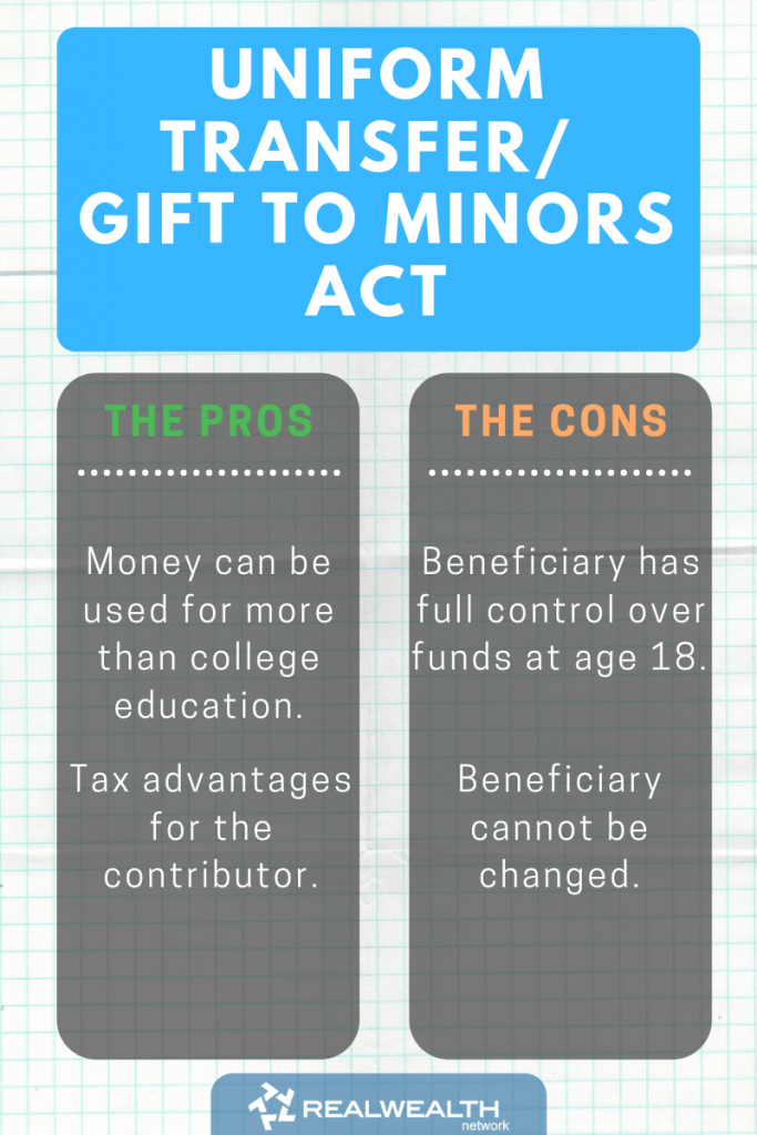 Uniform Transfer - Gift to Minors Act