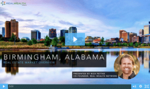 Birmingham Real Estate Market Overview Video