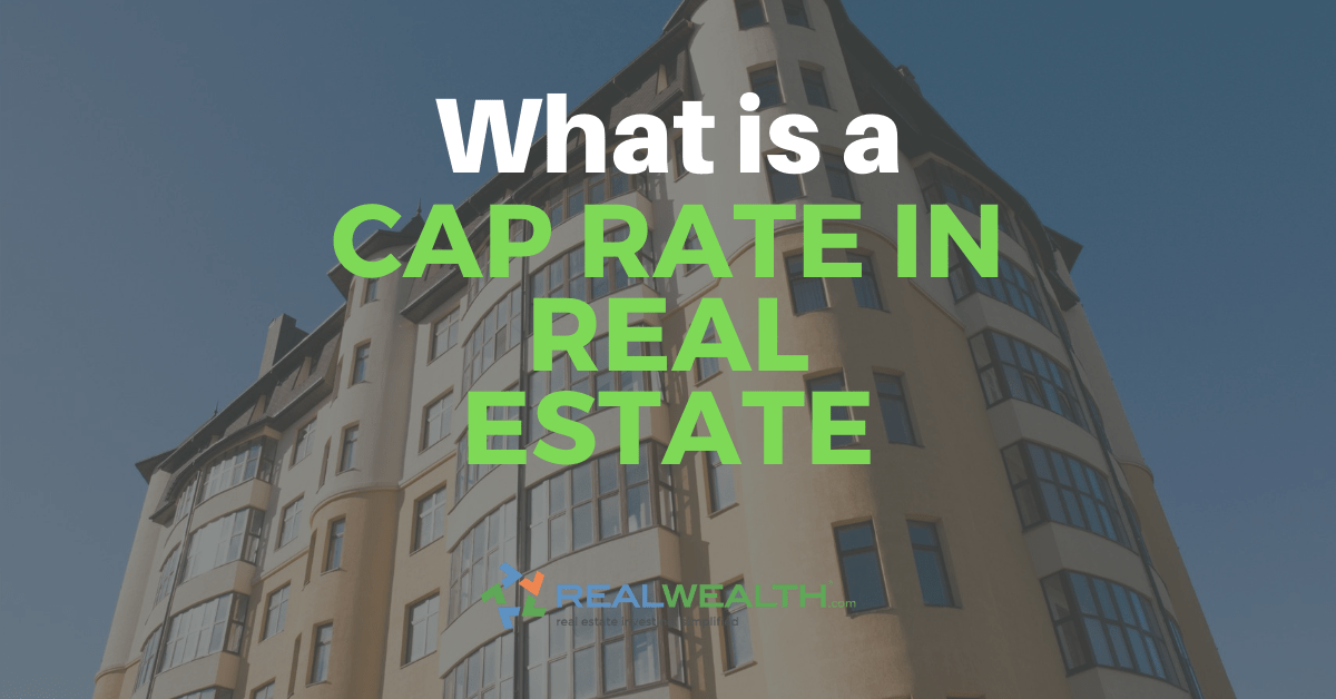 Featured Image for Article - What Is A CAP Rate In Real Estate