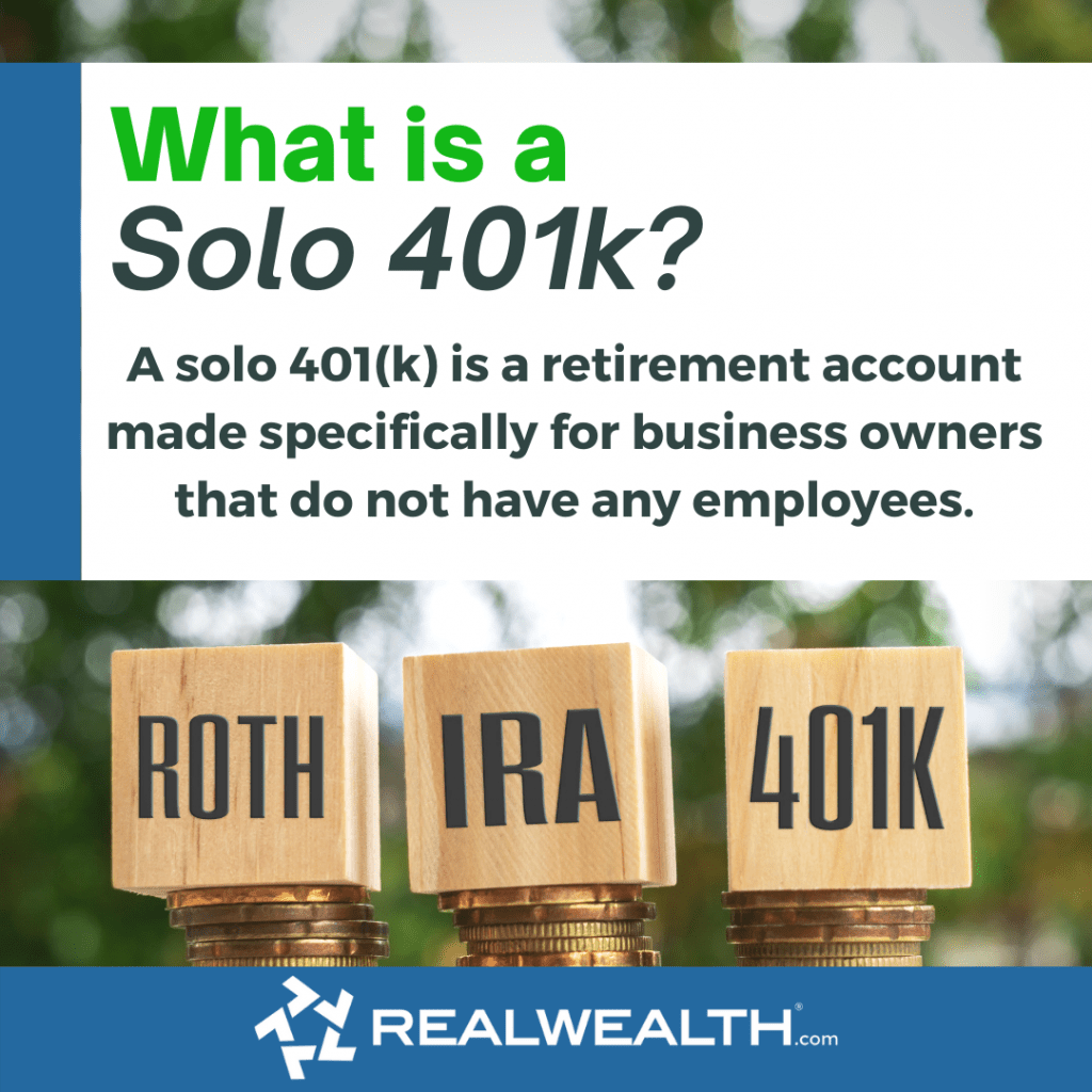 Image Highlighting - What is a Solo 401k