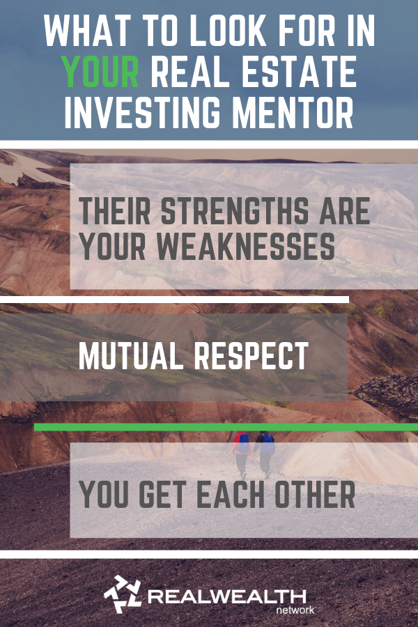 What to Look For in Your Real Estate Investing Mentor image