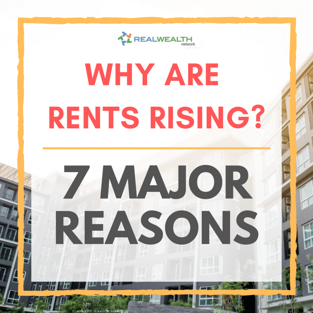 Why Are Rents Rising