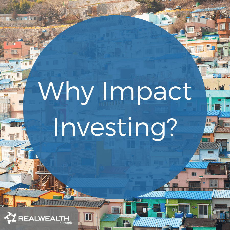 Why Impact Investing image