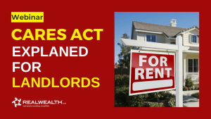 CARES Act Explained for Landlords & Other Business Owners WEBINAR