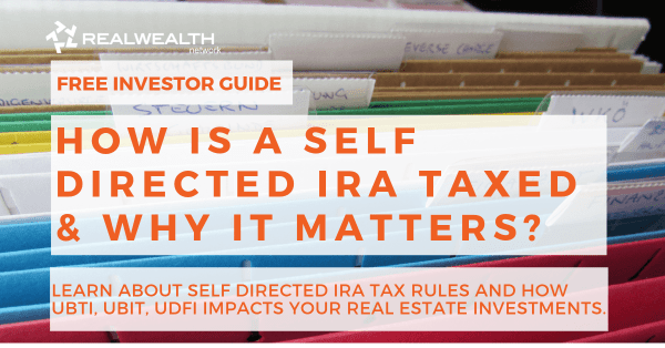 Self Directed Ira Fidelity >> How Is A Self Directed Ira Taxed And Why It Matters