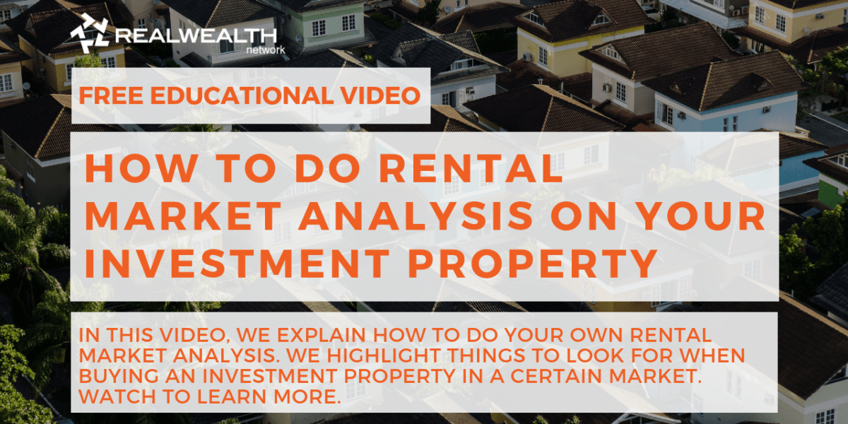 How To Do Rental Market Analysis on Your Investment Property