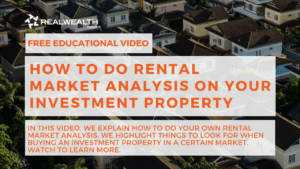 How To Do a Rental Market Analysis Video