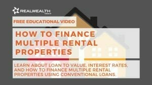 How to Finance Multiple Rental Properties