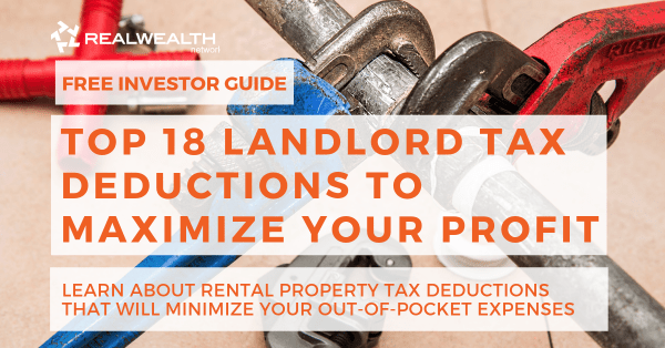 Landlord Tax Deductions to Maximize Your Profit [Free Investor Guide]