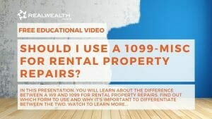 Should I Use a 1099-MISC for Rental Property Repairs?
