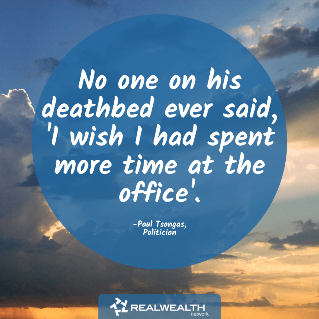Paul Tsongas Quote image