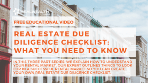 Real Estate Due Diligence Checklist: What You Need to Know Video