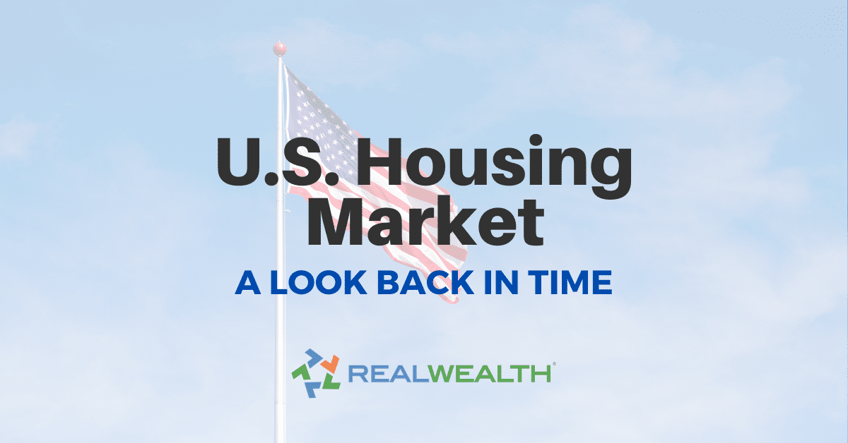 U.S. Housing Market History Article: From the Great Depression To Donald Trump