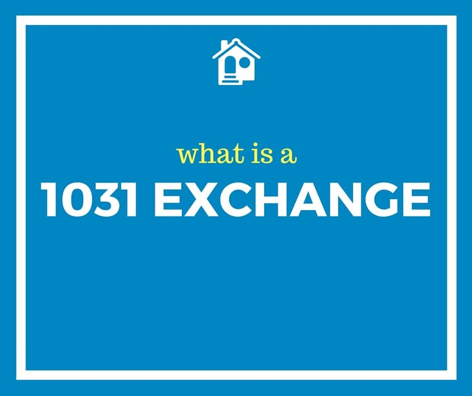 what is a 1031 exchange 2016